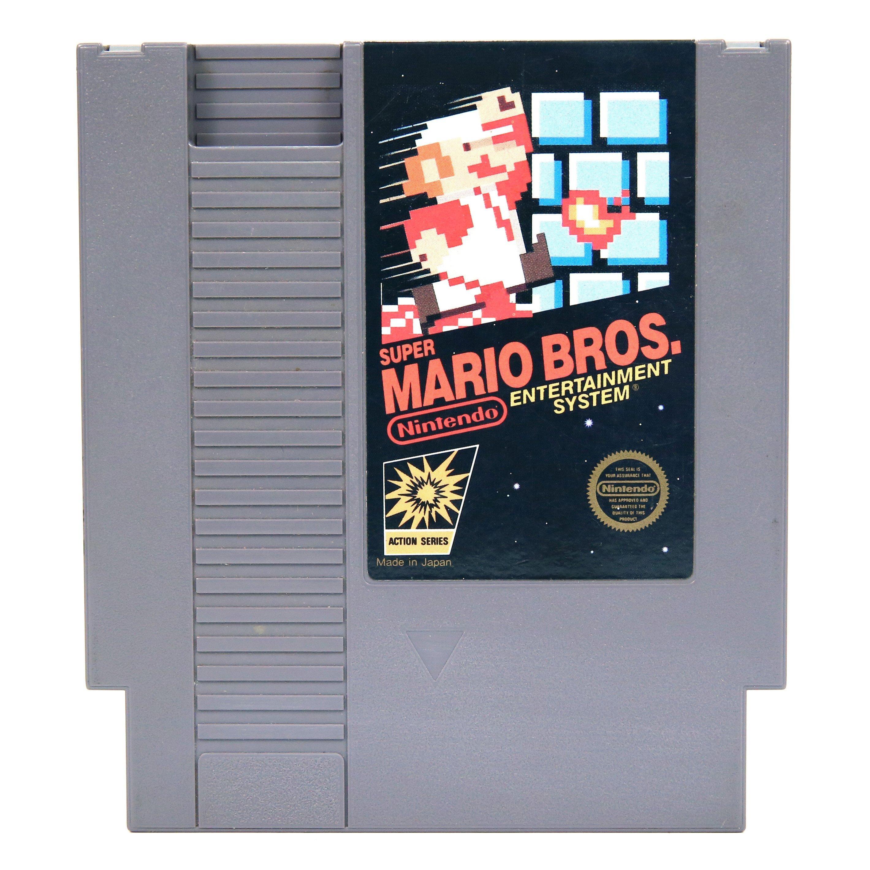 Super Mario Bros Nintendo Gamestop