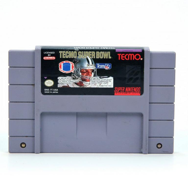 Tecmo Super Bowl