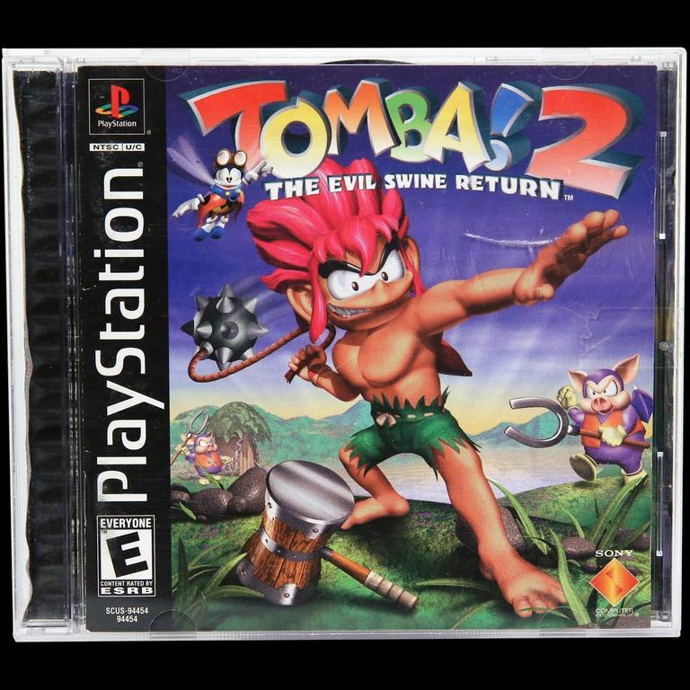 Tomba! 2: The Evil Swine Return
