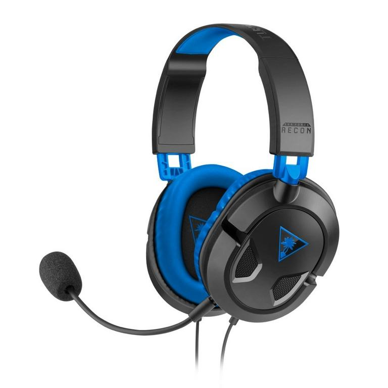 Turtle Beach Ear Force Recon 60P Amplified Stereo Gaming Headset PS4 Available At GameStop Now!