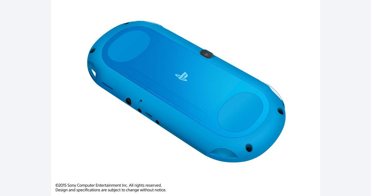 PlayStation Vita Aqua Blue Only at GameStop