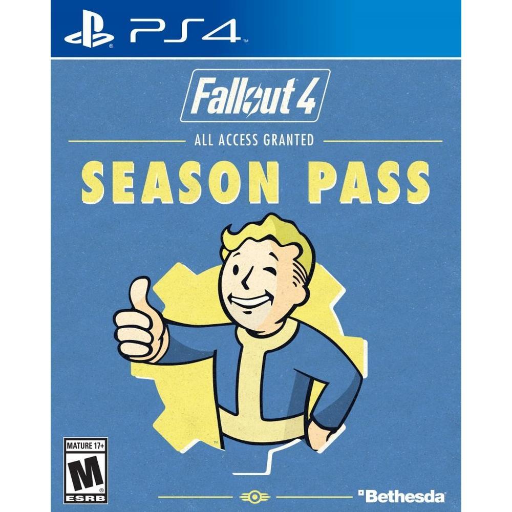Fallout 4 Season Pass   PlayStation 4   GameStop
