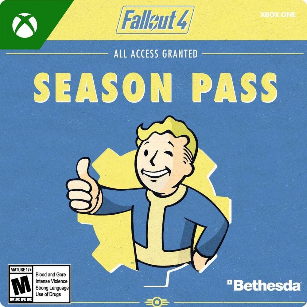 Fallout 4 Season Pass   Xbox One   GameStop