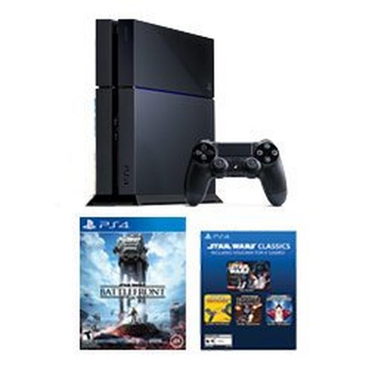PlayStation 4 Star Wars: Battlefront Bundle 500GB