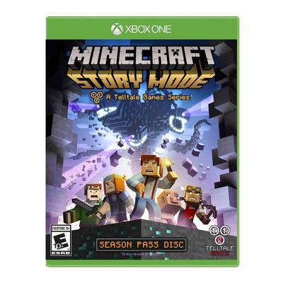 Minecraft: Story Mode - Season Pass Disc