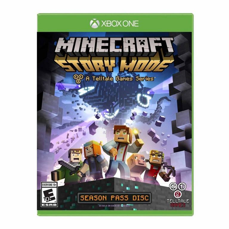 Minecraft: Story Mode Season Pass Disc (Chapter One Only)