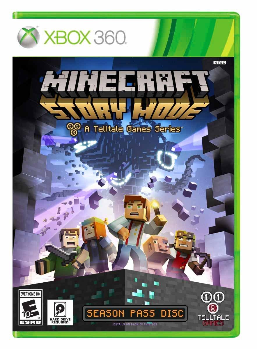 Minecraft: Story Mode - Season Pass Disc | Xbox 360 | GameStop