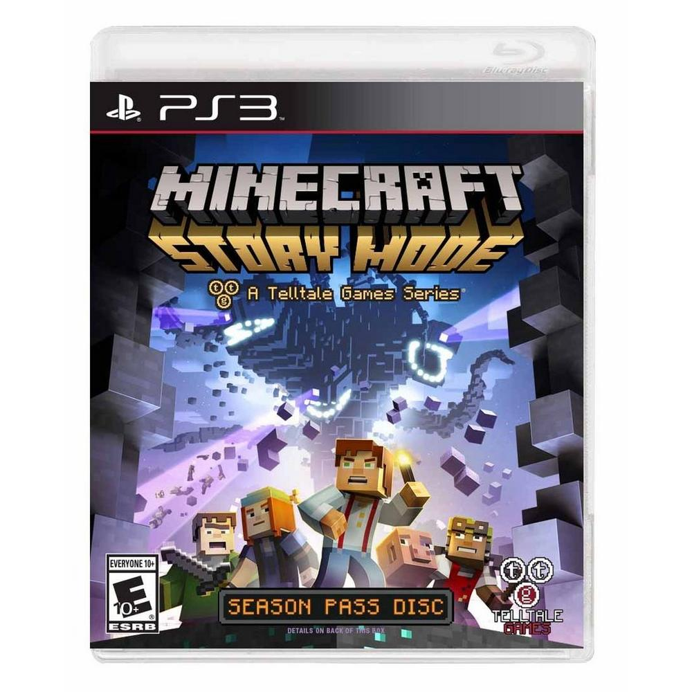 Minecraft: Story Mode - Season Pass Disc | PlayStation 3 | GameStop