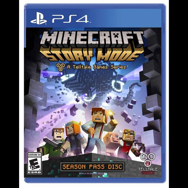Minecraft Story Mode Season Pass Disc Chapter One Only