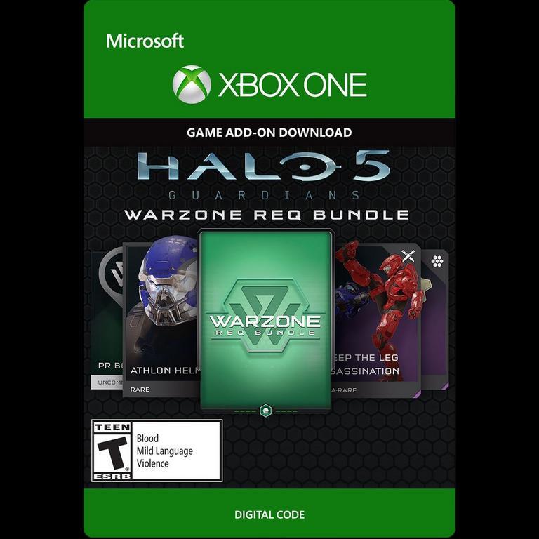 Halo 5: Guardians Warzone REQ Bundle
