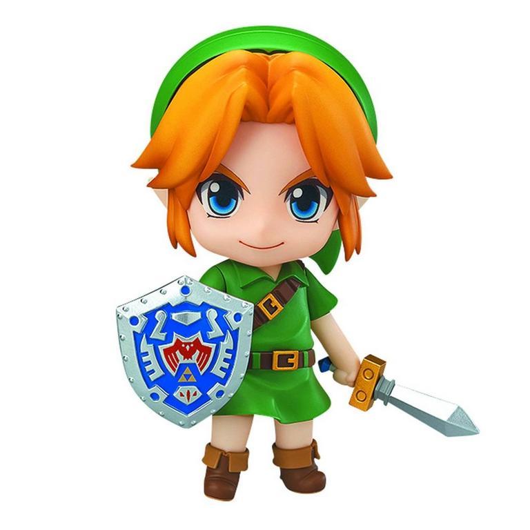The Legend of Zelda: Majora's Mask Link Nendoroid Figure