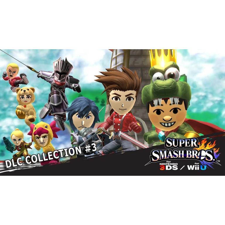 Super Smash Bros. DLC Collection 3