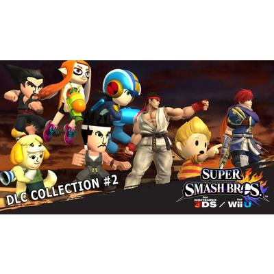 Super Smash Bros. DLC Collection 2
