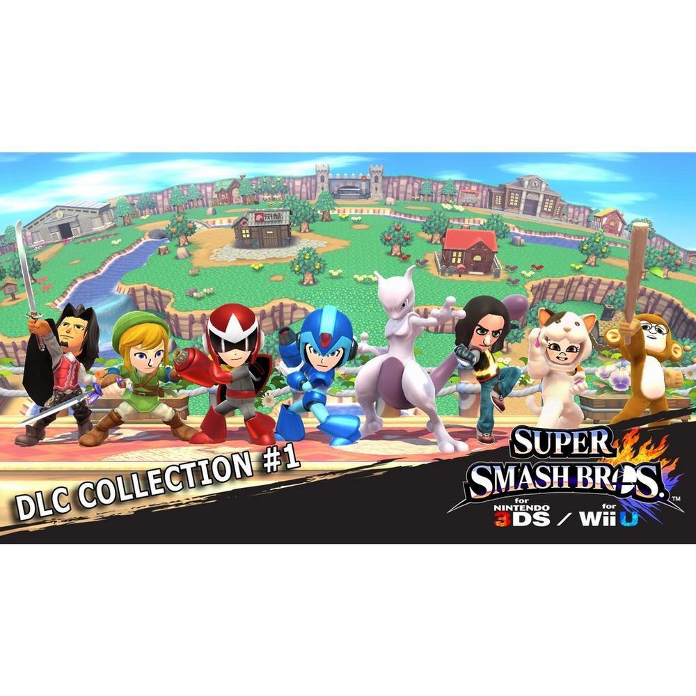 Super Smash Bros  DLC Collection 1   <%Console%>   GameStop