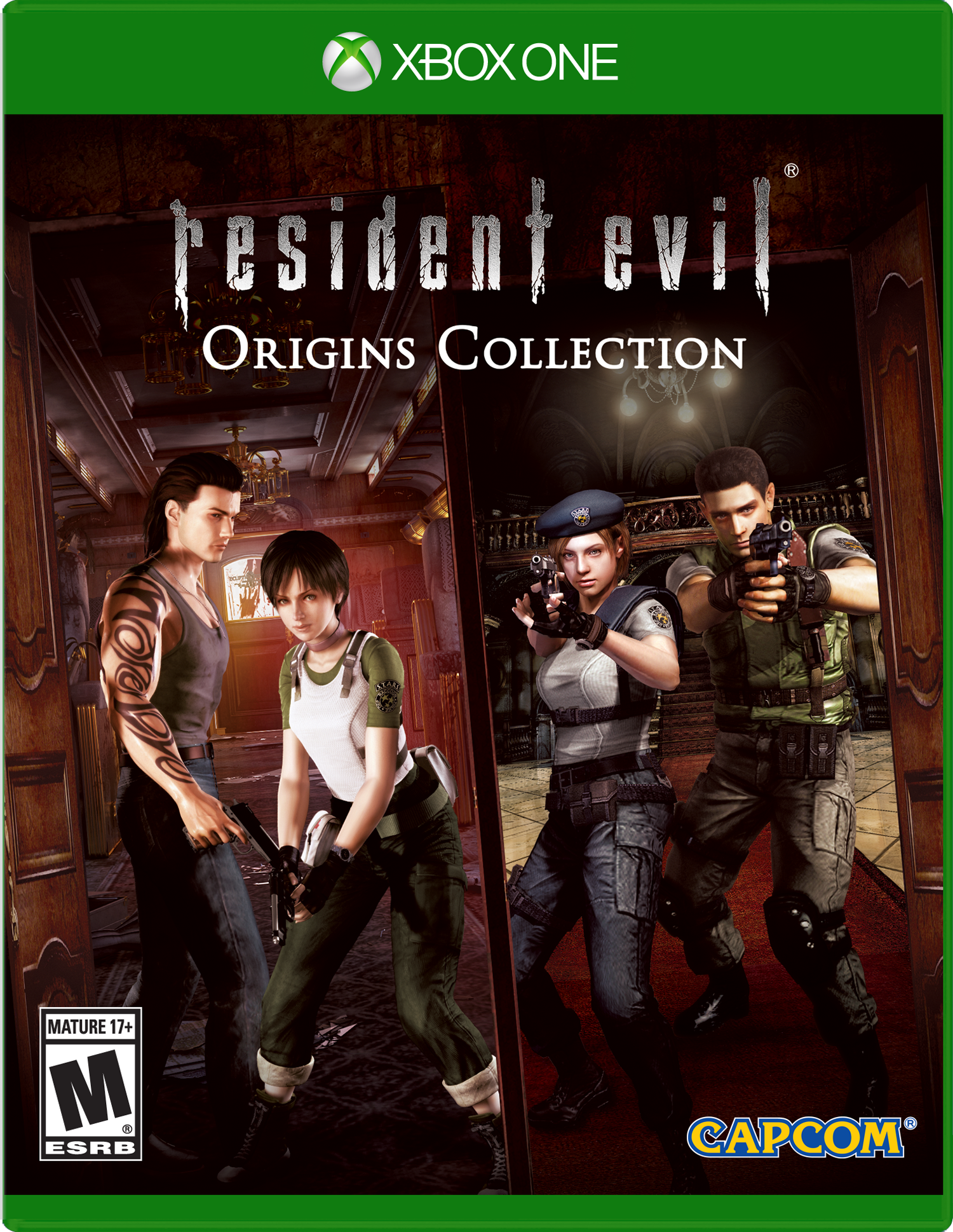 Resident Evil Origins Collection Xbox One Gamestop