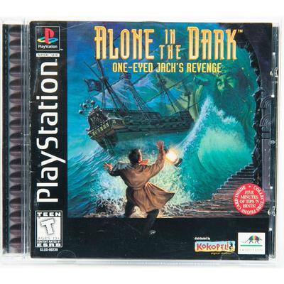 Alone in the Dark: One Eyed Jack's Revenge