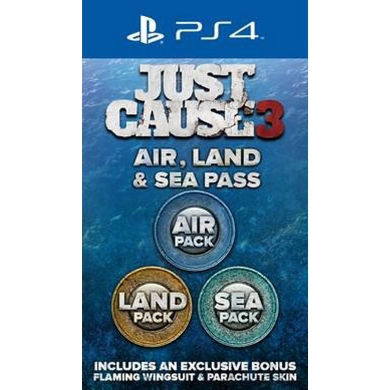 Just Cause 3 Air, Land and Sea Expansion Pass