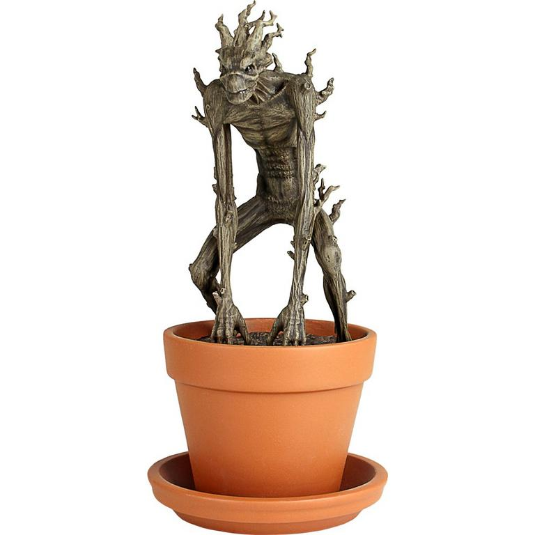 Guardians of the Galaxy: Potted Groot Deluxe Statue