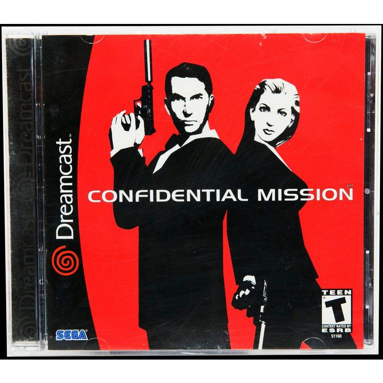 Confidential Mission