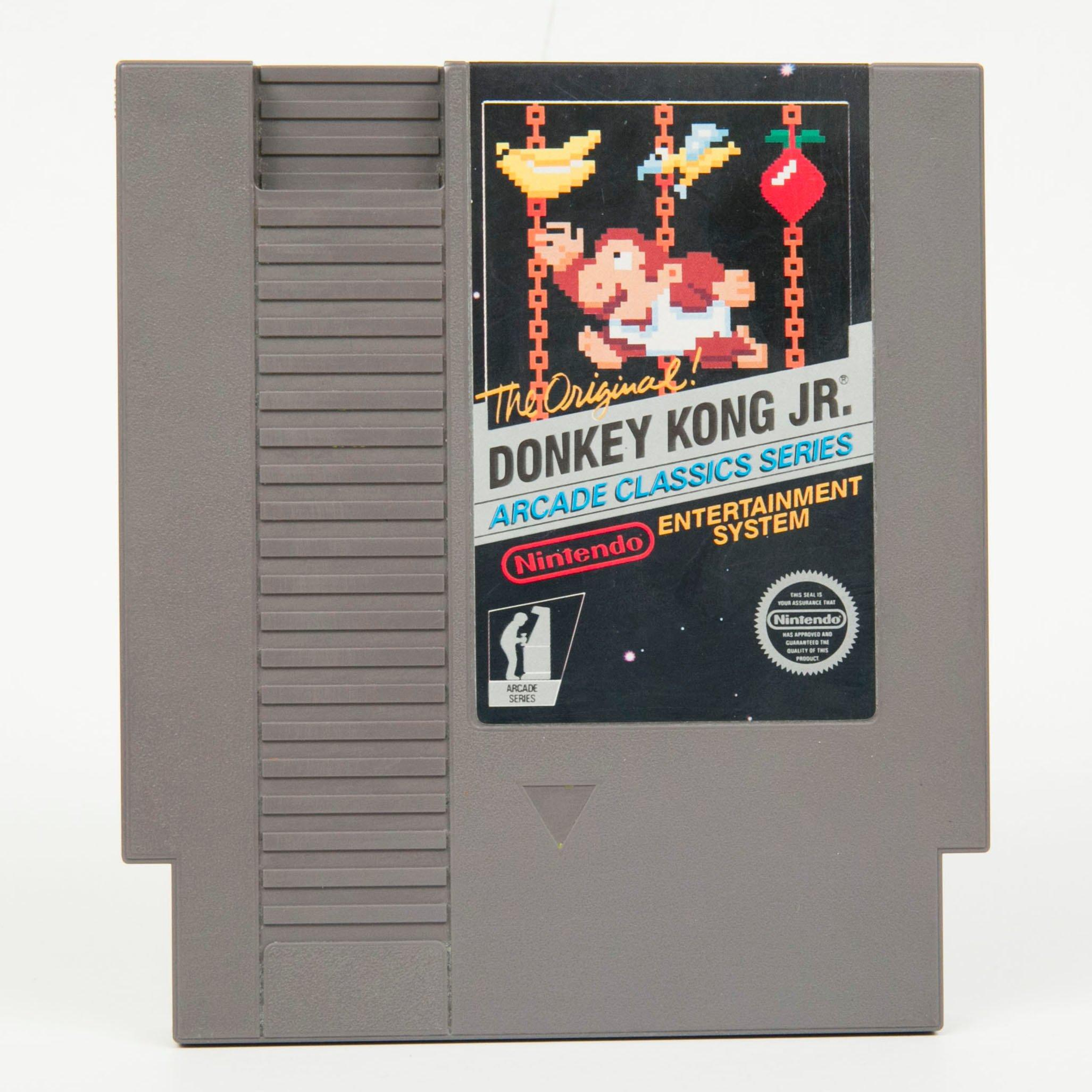 Donkey Kong Jr. Nintendo Available At GameStop Now!