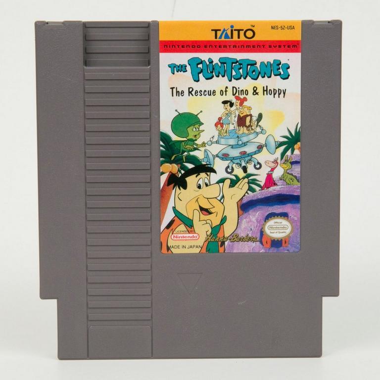 The Flintstones: The Rescue of Dino and Hoppy