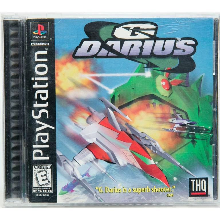 G. Darius