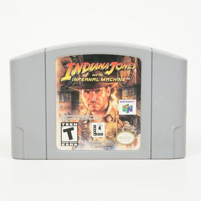 Indiana Jones & the Infernal Machine