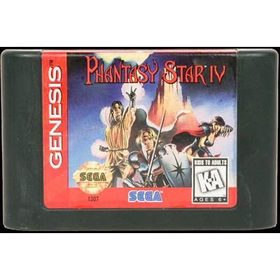 Phantasy Star IV