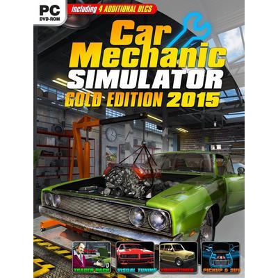 Car Mechanic Simulator 2015 Gold