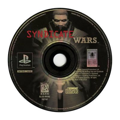 Syndicate Wars