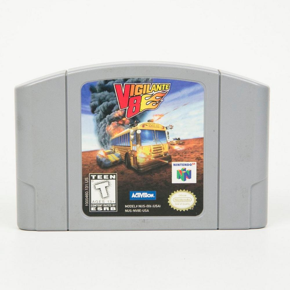 Vigilante 8: 2nd Offense | Nintendo 64 | GameStop