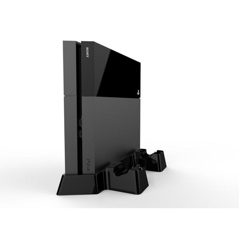 PS4 Dual Charging Station and Cooling Stand
