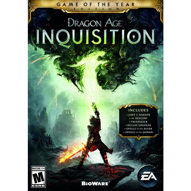 Dragon Age Inquisition Game of the Year Edition