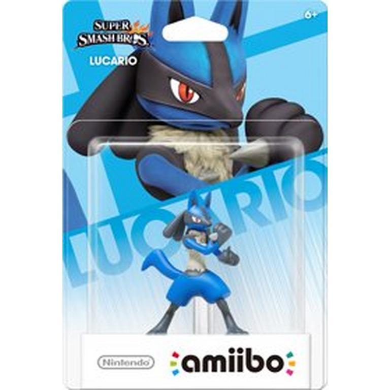 Super Smash Bros. Lucario amiibo