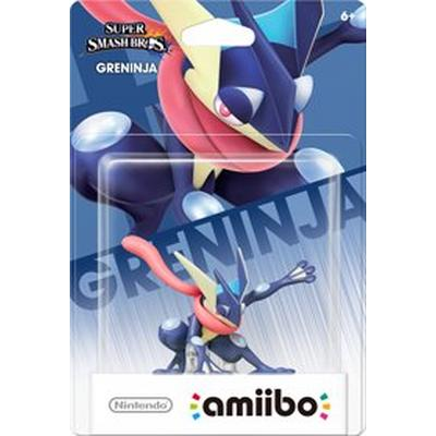 Super Smash Bros. Greninja amiibo Figure