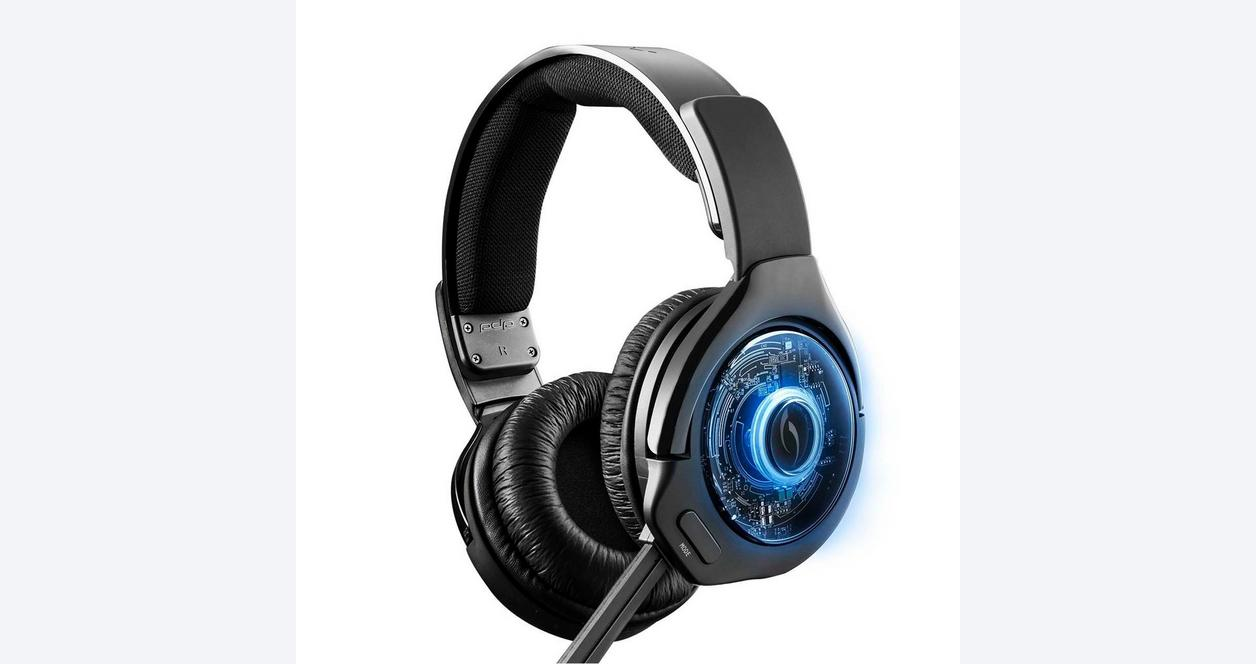 PlayStation 4 Afterglow AG 9 Premium Wireless Headset