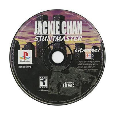 Jackie Chan: Stunt Master