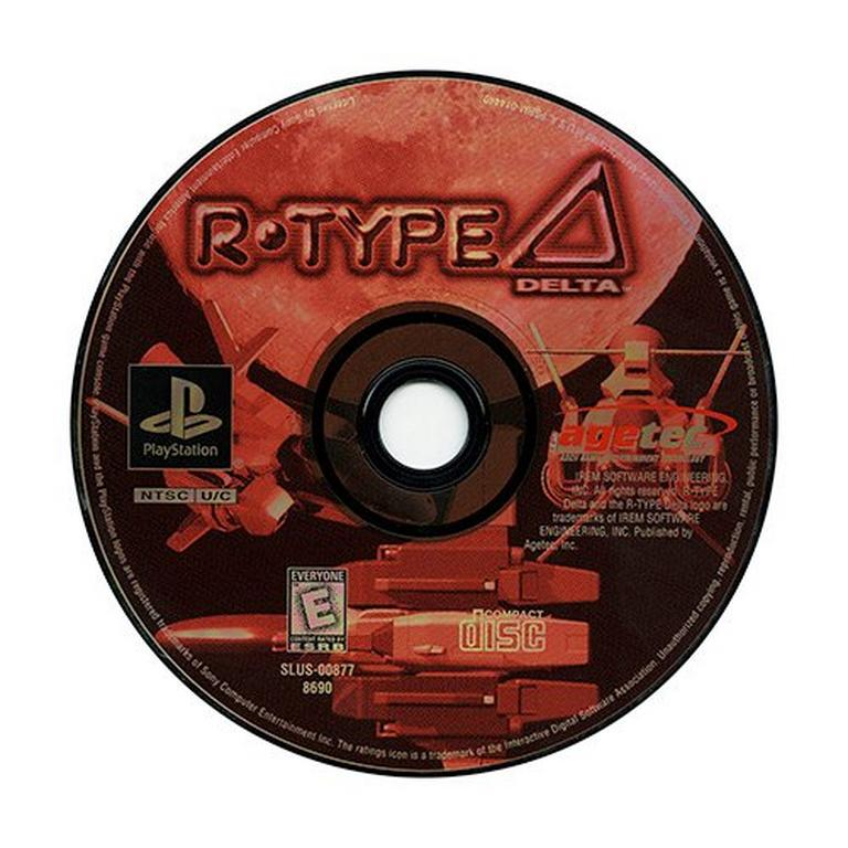 R-Type Delta | PlayStation | GameStop