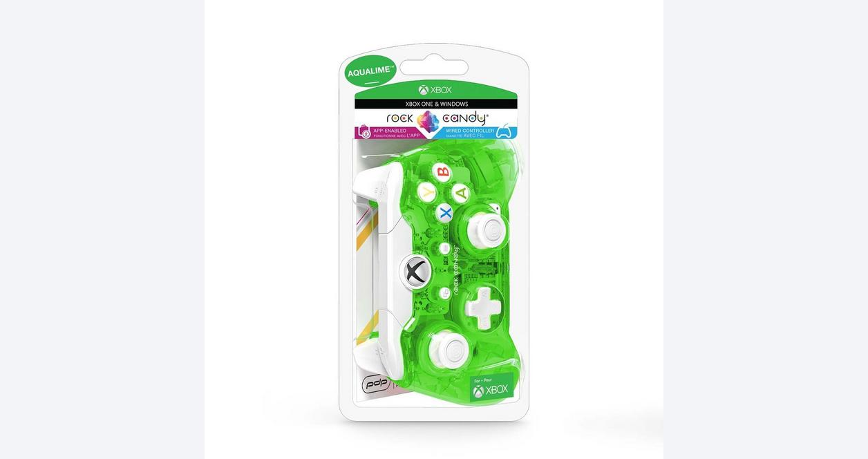 Rock Candy Cranblast Wired Controller for Xbox One