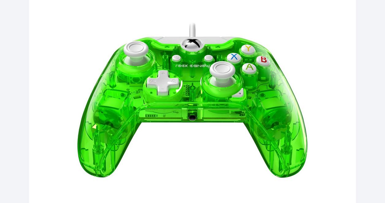 Xbox One Rock Candy Cranblast Wired Controller