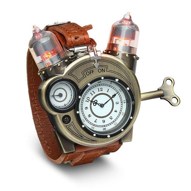 Tesla Watch by ThinkGeek