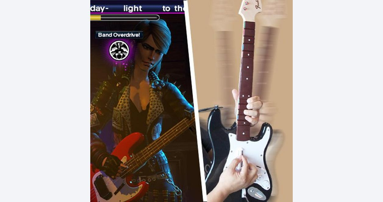 Rock Band 4 Wireless Fender Stratocaster for PS4