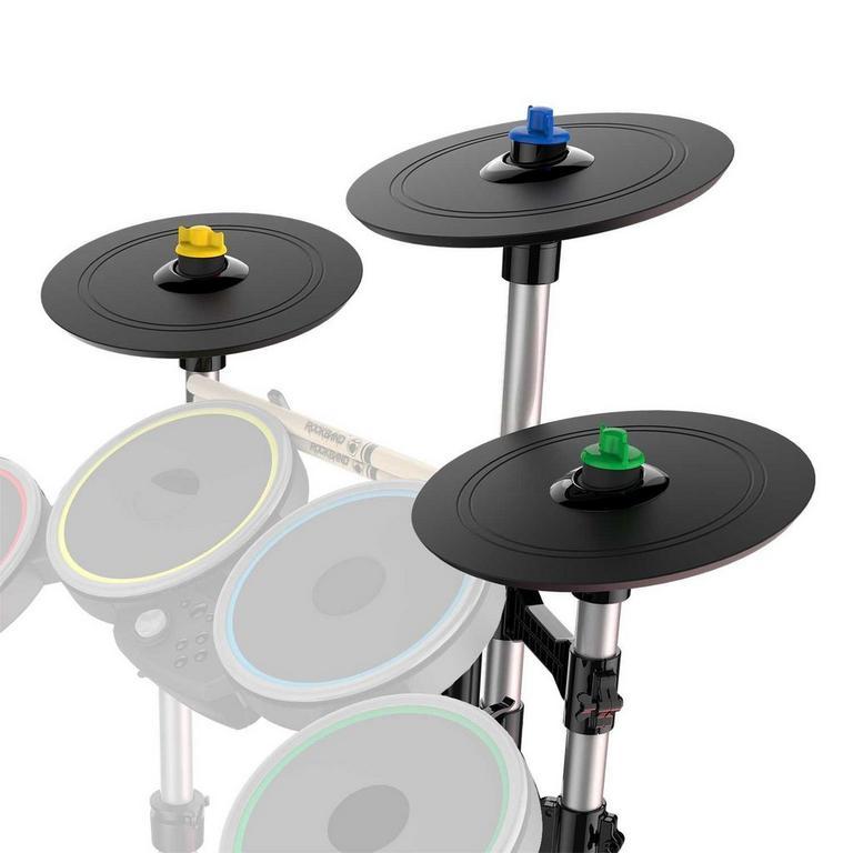 Rock Band 4 Triple Cymbal Kit | <%Console%> | GameStop