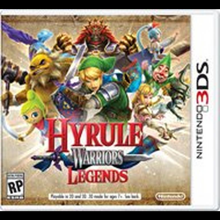 Hyrule Warriors Legends Nintendo 3ds Gamestop