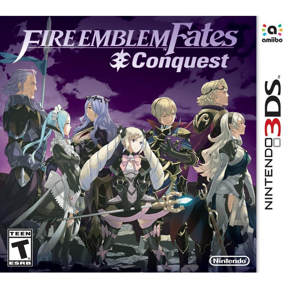 Fire Emblem Fates: Conquest   Nintendo 3DS   GameStop