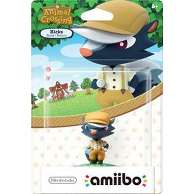 Animal Crossing Kicks amiibo Figure