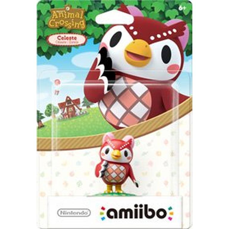 Animal Crossing Celeste amiibo Figure