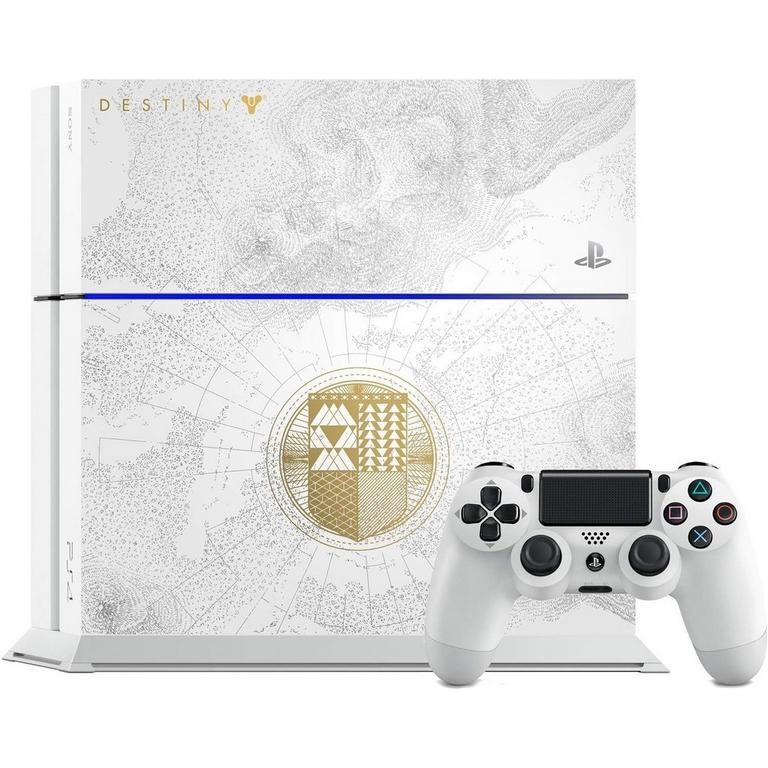 PlayStation 4 Limited Edition Destiny: The Taken King 500GB System