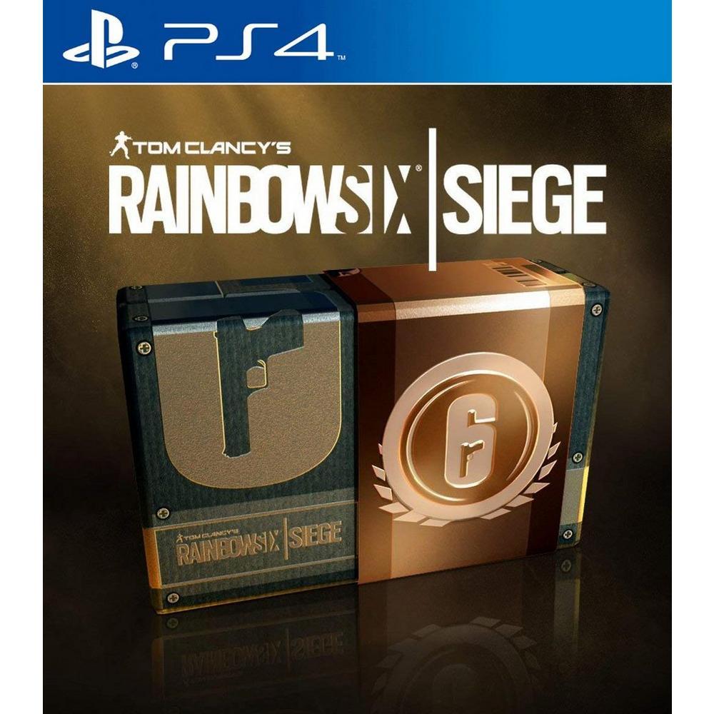 Tom Clancy's Rainbow Six: Siege 600 Credits | PlayStation 4 | GameStop