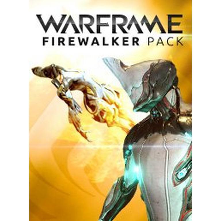 Warframe Firewalker Pack